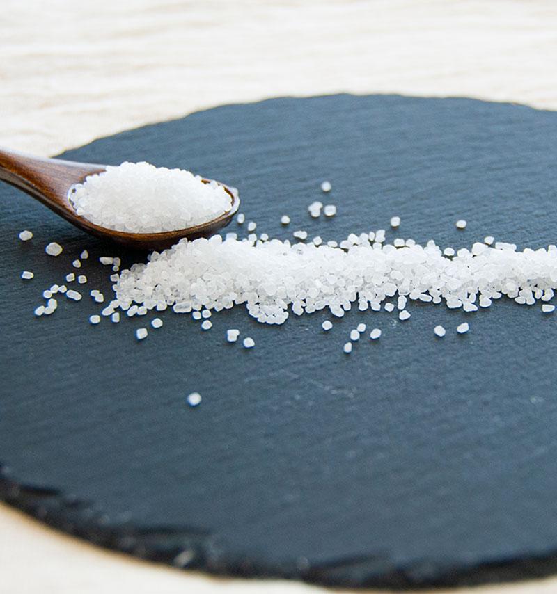 あら塩 塩の食感と風味を感じる旨味塩